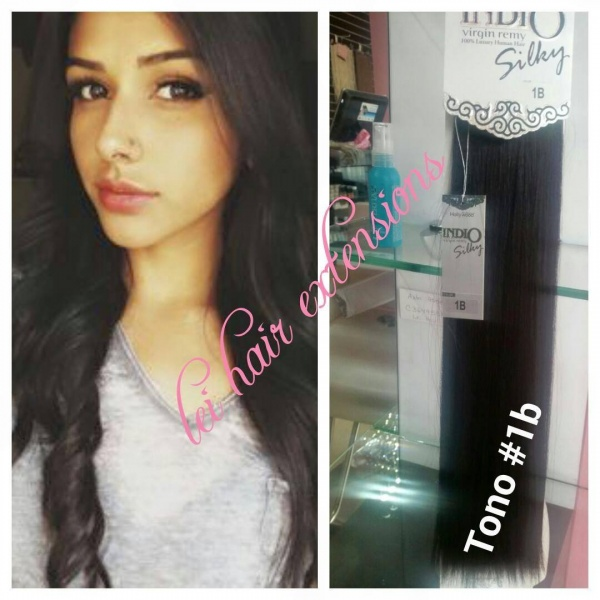 Indio Lei Hair Extensions