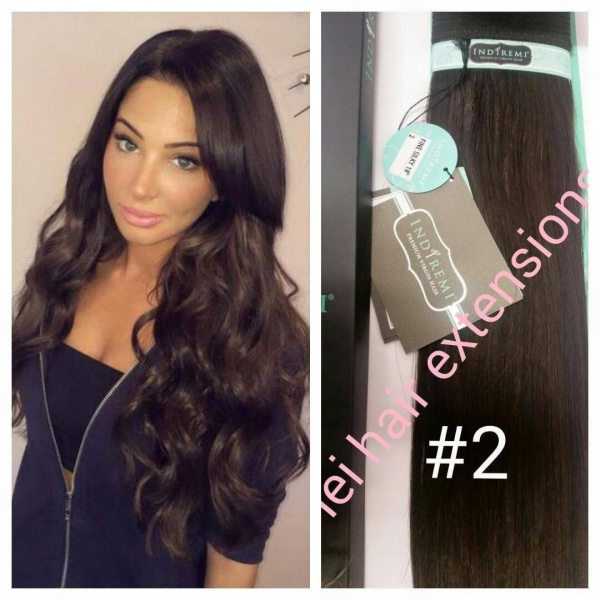 Indi Remi Lei Hair Extensions